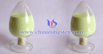 tungsten oxide applied for thermal insulation film image
