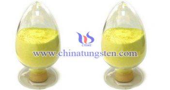 tungsten oxide applied for window heat insulation film picture
