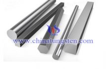 Anviloy 4000 tungsten alloy rod picture