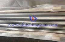 Anviloy 4100 tungsten alloy rod picture