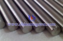 Anviloy 4200 tungsten alloy rod picture