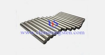 HPM1751 tungsten alloy rod picture