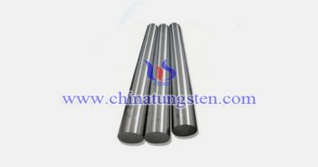 HPM1760 tungsten alloy rod picture