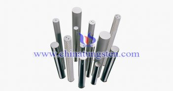 HPM1810 tungsten alloy rod picture