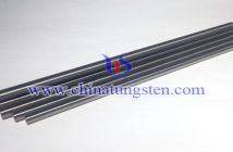 WNF-3515 tungsten alloy rod picture