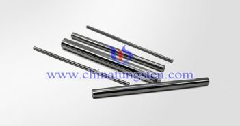 WNF-5421 tungsten alloy rod picture