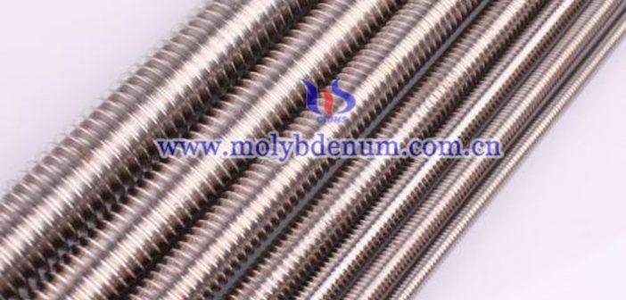 molybdenum bolt image