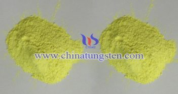 nano tungsten trioxide applied for thermal insulation coating image