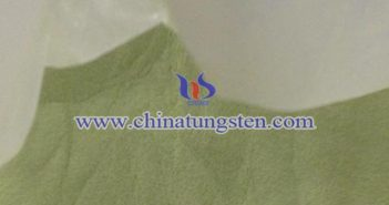 nano tungsten trioxide applied for thermal insulation film image