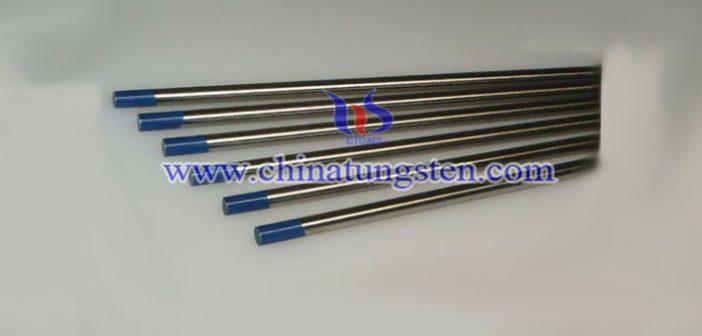 yttrium tungsten electrode image