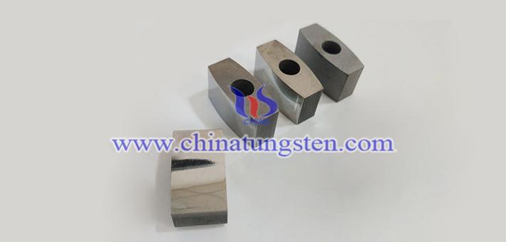 W243H tungsten alloy block picture