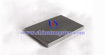 high quality tungsten alloy block picture