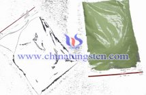 nano tungsten oxide applied for thermal insulation dispersion liquid image