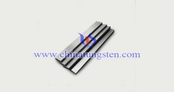 tungsten alloy long block picture