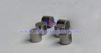 tungsten alloy round block picture