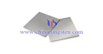 tungsten alloy super thin block picture
