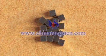 tungsten alloy weight block picture