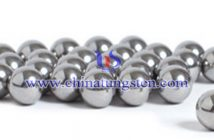 tungsten alloy stamping ball picture