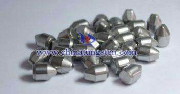 tungsten carbide button image