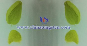tungsten oxide nanopowder applied for thermal insulation coating Chinatungsten image