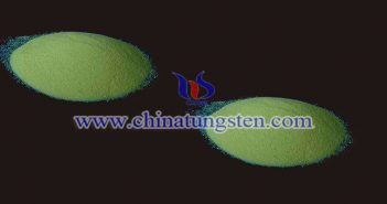 tungsten oxide nanopowder applied for window heat insulation film Chinatungsten image