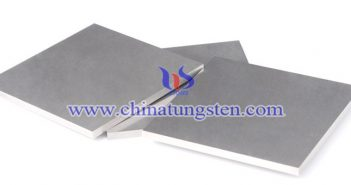 250x100x20mm tungsten alloy plate picture