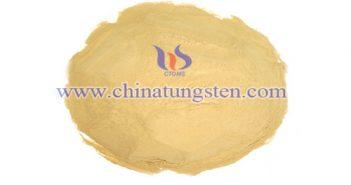 Tungsten ore flotation inhibitor – lignin image