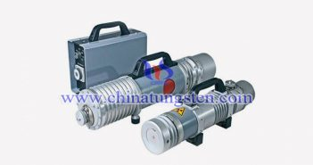 mobile tungsten alloy X-ray detector picture