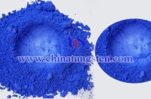 nanometer blue tungsten oxide applied for thermal insulation film image