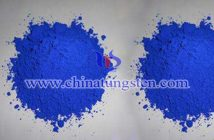 nanometer blue tungsten oxide applied for thermal insulation masterbatch image
