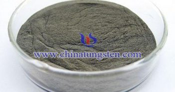 nanometer violet tungsten oxide for producing tungsten carbide powder picture