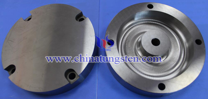 tungsten alloy shielding fitting picture