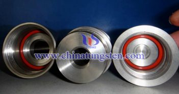tungsten alloy shielding part picture