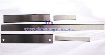 tungsten carbide blade picture