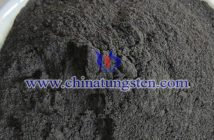ultrafine tungsten powder prepared by violet tungsten oxide picture