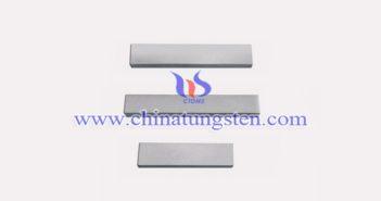 90W-7Ni-3Fe tungsten alloy bar picture