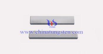 92.5W-5.25Ni-2.25Fe tungsten alloy bar picture