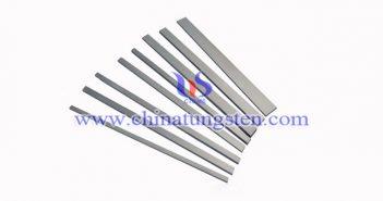 AMS 7725E class2 tungsten alloy bar picture