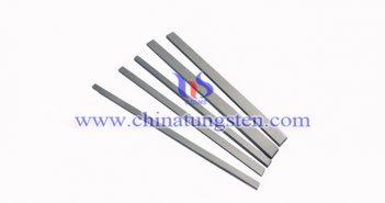 AMS 7725E class3 tungsten alloy bar picture