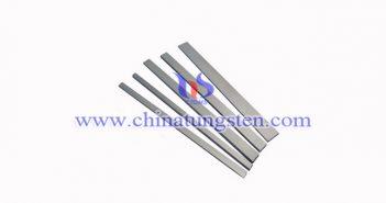 AMS 7725E class4 tungsten alloy bar picture