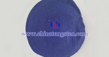 blue tungsten oxide applied for transparent thermal insulation window film image