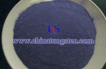 dark blue nano tungsten oxide applied for heat insulation agricultural film image