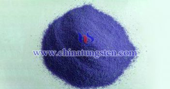 nano blue tungsten oxide applied for thermal absorption agricultural plastic film image