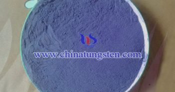 nano grain size blue tungsten oxide applied for transparent thermal insulation window film image