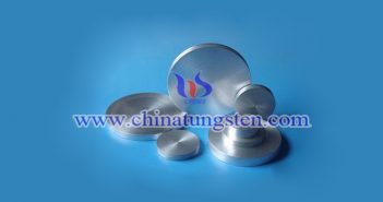 tungsten alloy balance for aircraft picture