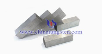 tungsten alloy bar for counterweight picture