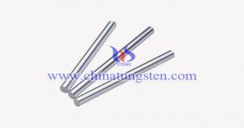 tungsten alloy circular bar picture