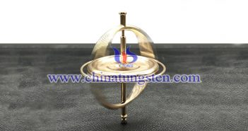 tungsten alloy gyroscope rotor picture