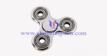 tungsten alloy hand spinner picture
