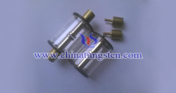 tungsten alloy ignition tube for engine picture